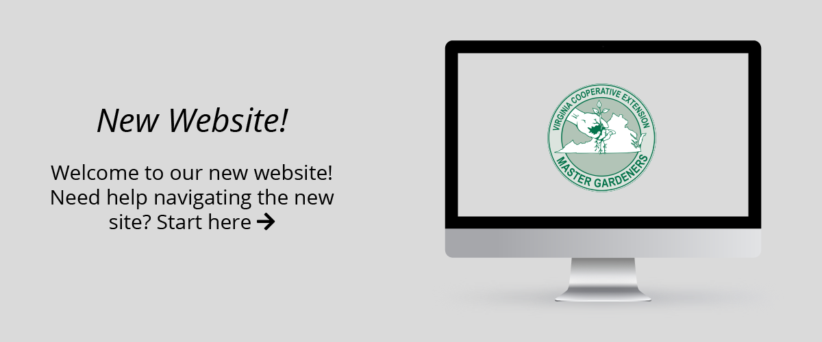 New Website! Welcome to our new website! Need help navigating the new site? Start here