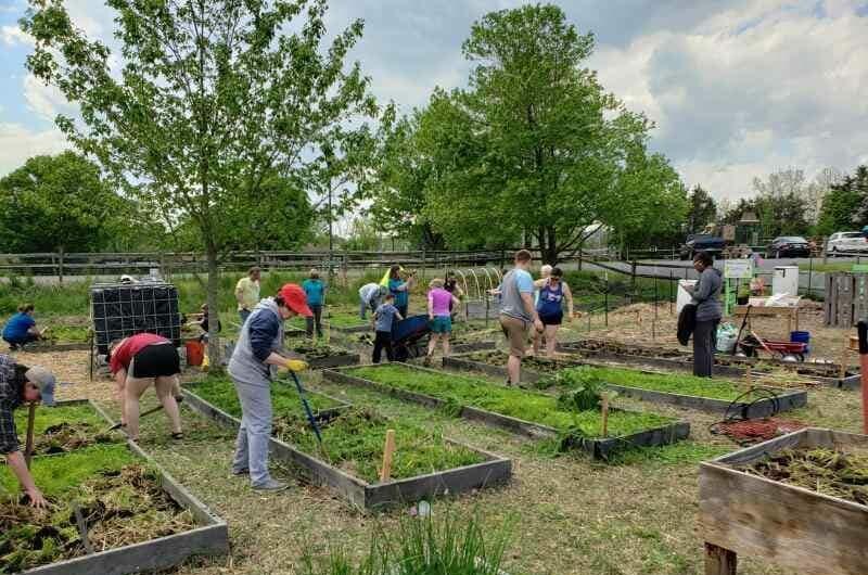 strasburg community garden