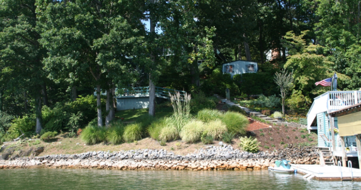 smith mountain lake front property